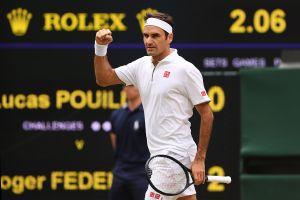 Roger Federer volvió a romper records. ¡Y va por más!