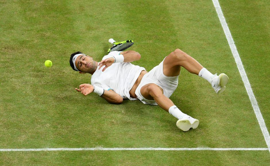 El pelotazo de Wimbledon del que todos están hablando