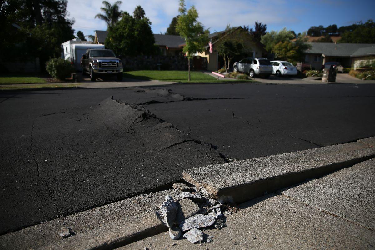El fuerte terremoto en California aumenta el riesgo del 'Big One'