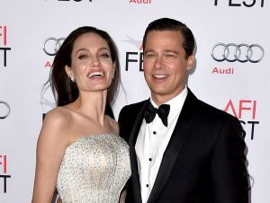 Tras años de peleas, Angelina Jolie y Brad Pitt han vuelto a convivir de manera cordial