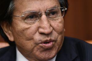 Arrestan en Estados Unidos a expresidente peruano Alejandro Toledo