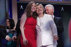 Los Clinton ya tienen nuevo nieto