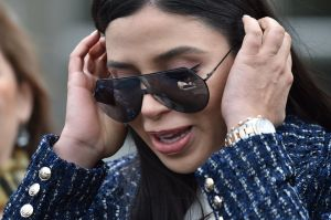 Emma Coronel muestra nuevo look en redes sociales y sus fans reaccionan