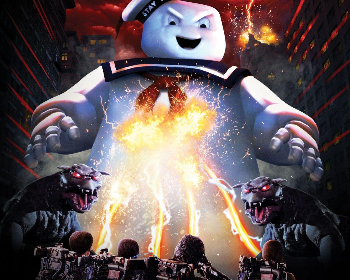 """Los famosos """"Ghostbusters"""" se unen al 'Halloween Horror Nights'."""