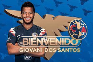 ¡Ya la firmó! Giovani Dos Santos ya es águila