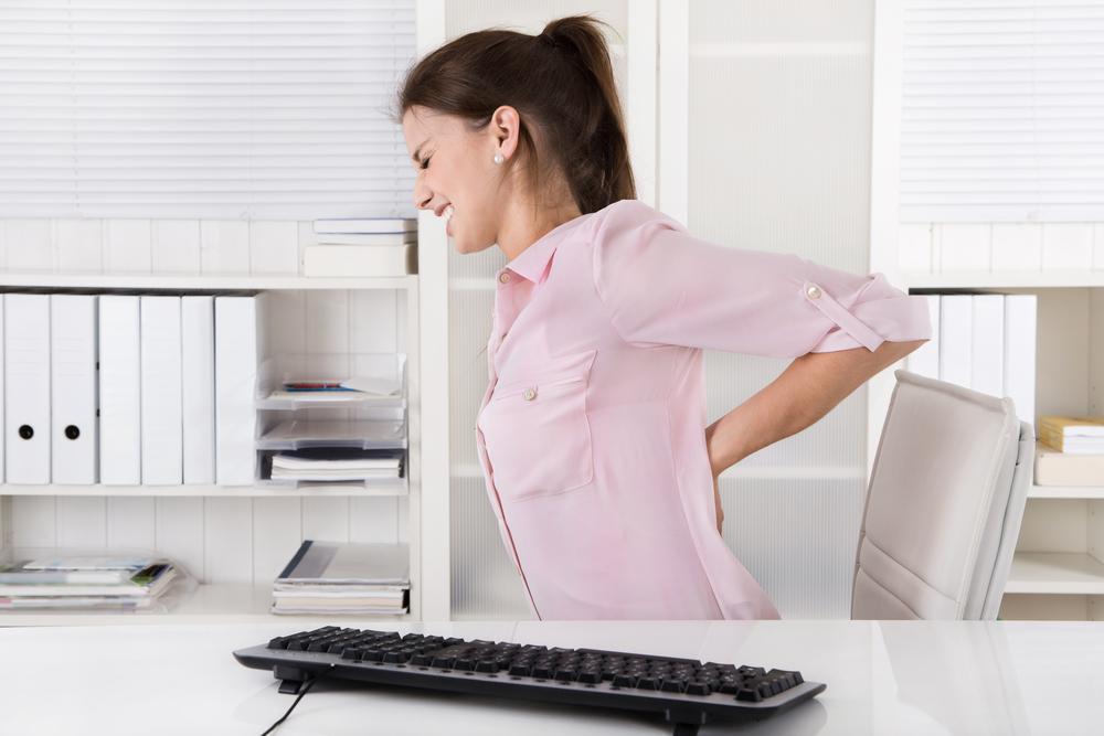 ¿Sientes dolor en la espalda? Cómo saber si sufres de una hernia de disco