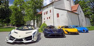 Mira en cuánto vendió el Gobierno suizo estos superautos que fueron confiscados de un político