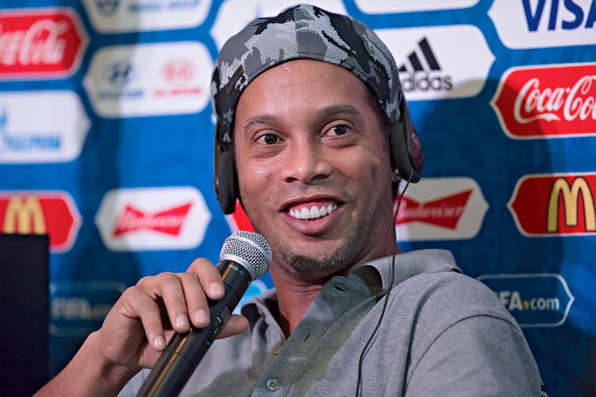 Ex novia acusa a Ronaldinho de violencia doméstica
