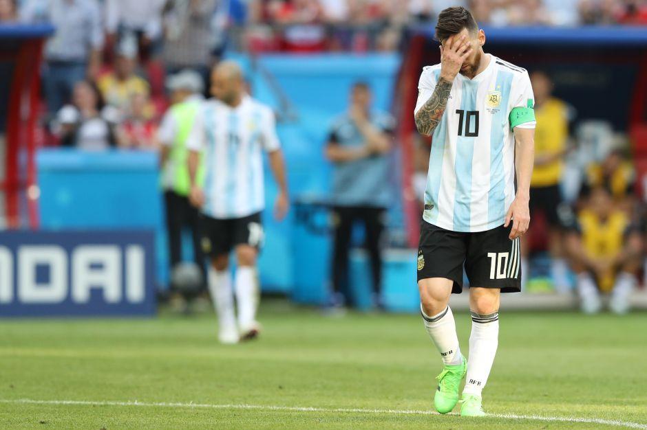 Le dan un partido de suspensión a Messi tras expulsión en Copa América