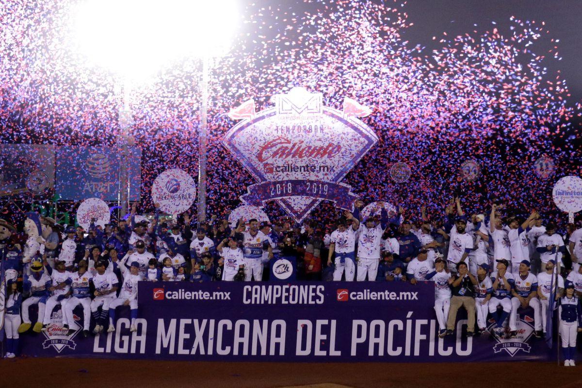 Liga Mexicana del Pacífico armará tremenda fiesta en Arizona