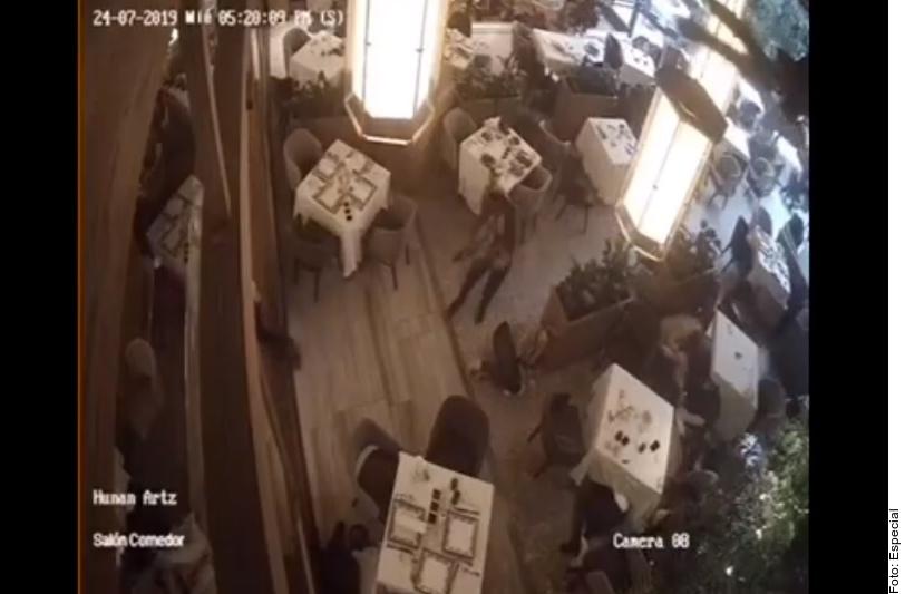 VIDEO: Así fue la ejecución de los dos israelíes en la Ciudad de México