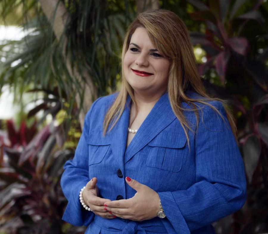 La comisionada residente, Jennifer González, dijo no estar disponible para ser secretaria de Estado,
