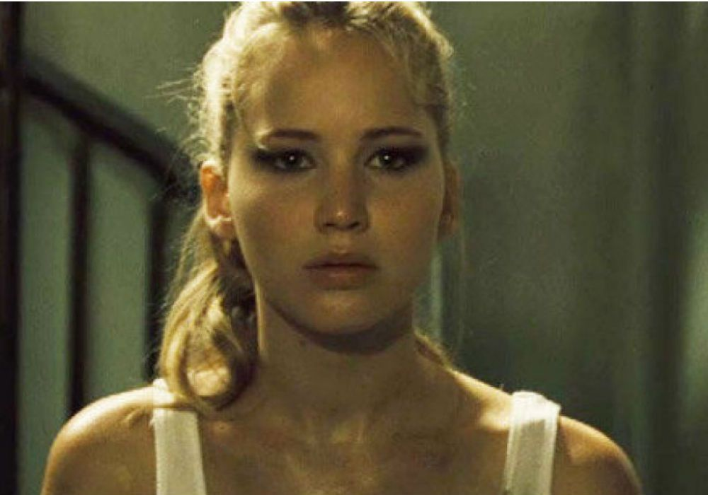 """Jennifer Lawrence en """"House at the end of the street"""""""