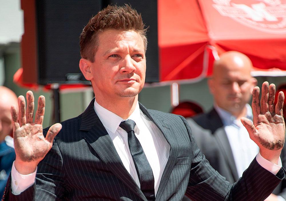 Jeremy Renner le dijo que no a Guillermo del Toro… y no se arrepiente