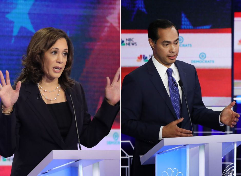 Foro presidencial demócrata en California se enfocará esta vez en los latinos