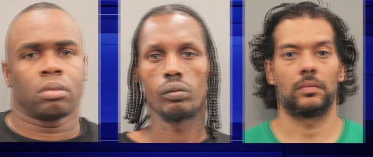 Policía de Houston arresta ladrones que operaban en redes sociales