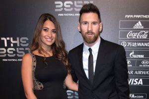 Antonela Roccuzzo presume su increíble cuerpo durante vacaciones con Messi