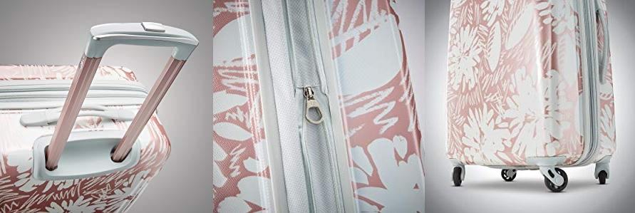 5 maletas con diseños llamativos para no volver a perder tu equipaje en el aeropuerto