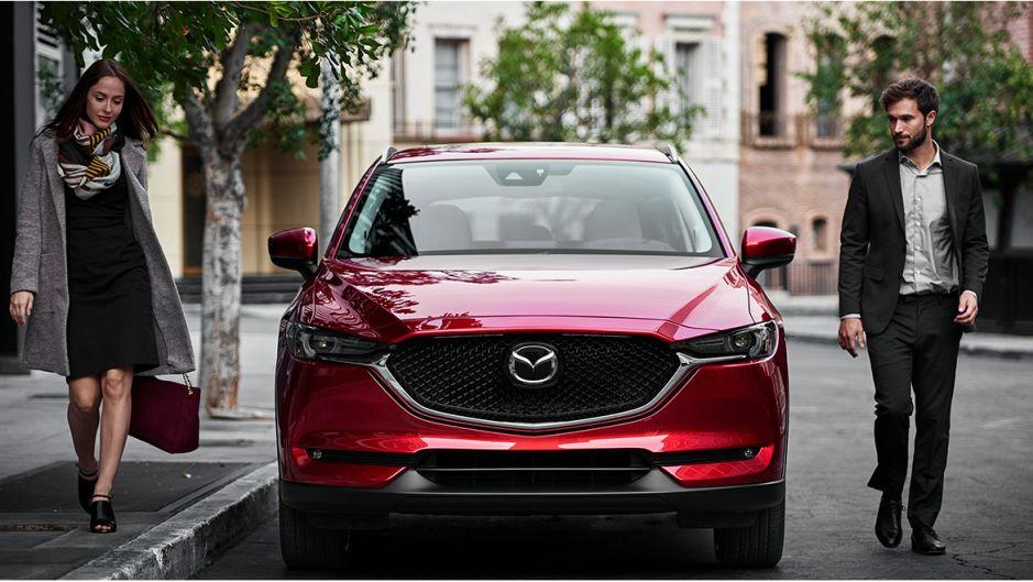 ¿Qué tan espacioso es el nuevo Mazda CX-5?