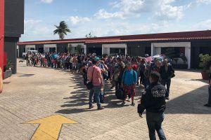México ratifica su avance en el plan migratorio pactado con Estados Unidos