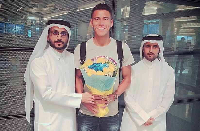 Héctor Moreno jugará en Qatar hasta 2022