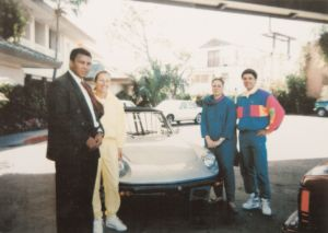 Conoce uno de los autos favoritos de Muhammad Ali, el cual apareció en eBay