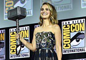 Personaje de Natalie Portman tendría cáncer de mama en nueva película de Thor