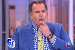 Piden a Raúl de Molina que deje hablar a Jomari Goyso en El Gordo y la Flaca de Univision