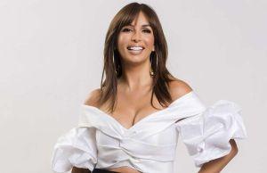 Nieta de Giselle Blondet hizo su debut en Univision en el programa Despierta América