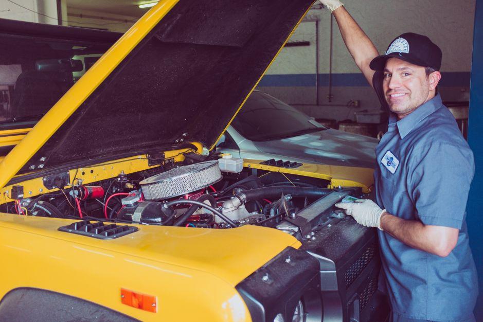 ¿Cómo podemos solucionar una falla en el ralentí del auto?