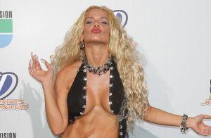 Niurka burla la cuarentena para broncearse frente al mar con un diminuto bikini blanco