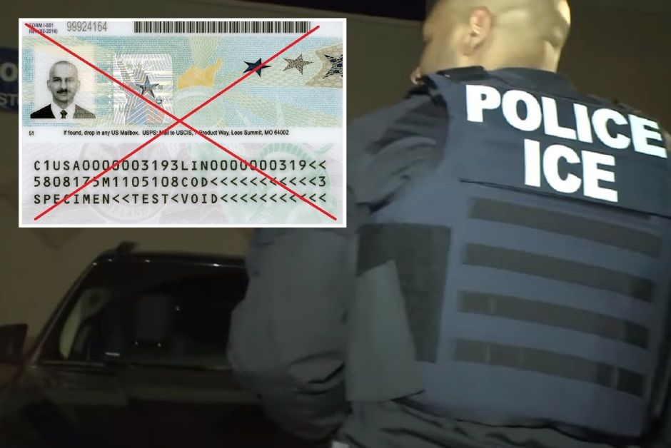 """El caso en que portar una """"green card"""" no impediría la deportación de un inmigrante"""