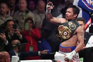 Equipo de Manny Pacquiao confirma el interés del filipino por pelear contra Conor McGregor