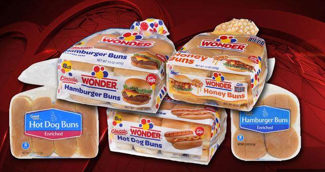 Alerta: Anuncian el retiro de panes de hamburgesas y perros calientes