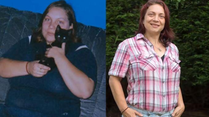 Sexo tres veces al día: el secreto de esta mujer para perder 60 libras en menos de un año