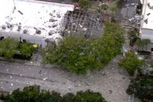 Varios heridos en explosión en centro comercial en Miami, Florida
