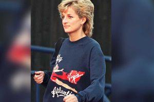 Venden suéter de la Princesa Diana en más de $50,000 dólares