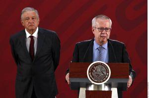 El exsecretario de Hacienda Carlos Urzúa revela sus discrepancias con AMLO