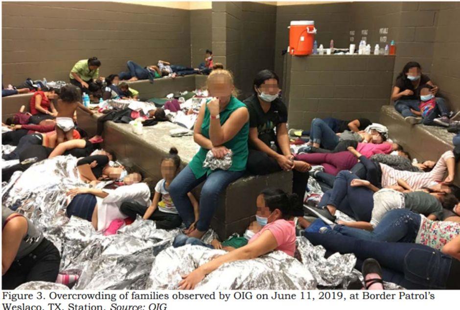 """Dura crítica de la ONU a las condiciones de inmigrantes """"niños y adultos"""" detenidos en la frontera"""