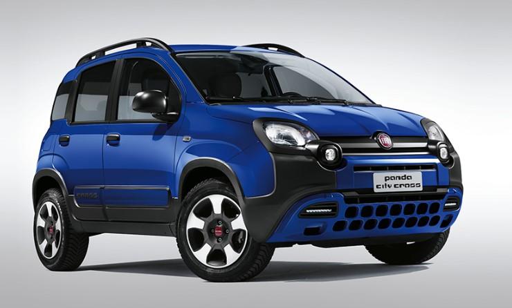 ¿El Fiat Panda City Cross es un compacto todoterreno?