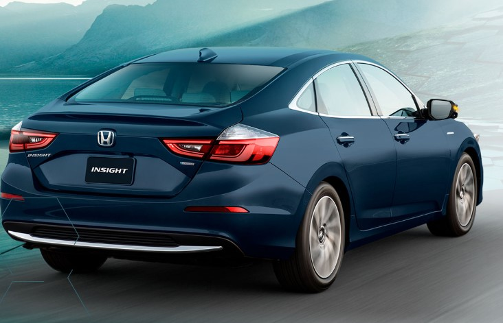 Honda Insight Hybrid: excelente rendimiento y una experiencia premium de manejo + VIDEO