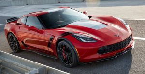 Descubre el lujo y la potencia del nuevo Corvette Grand Sport + VIDEO