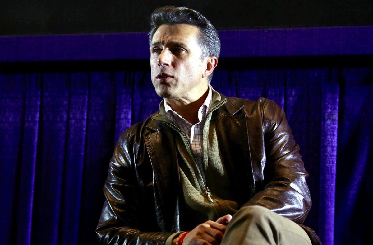 Sergio Mayer está por concluir sus labores como diputado.