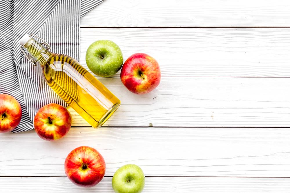 Los 4  mejores productos de vinagre de manzana que desintoxican y mejoran tu digestión