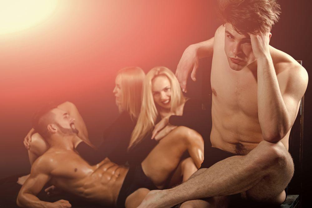 """El intercambio de pareja o """"sexo swinger"""" debe ser una práctica consensuada."""