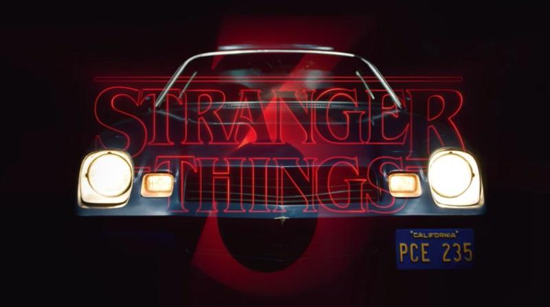 """5 autos clásicos que verás en """"Stranger Things"""""""