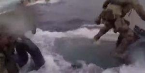 """Agentes de la Guardia Costera detectan """"narcosubmarino"""" en San Diego; el resto es caos"""