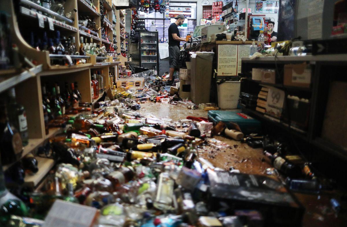 Terremoto: Gobernador de California declara estado de emergencia en el condado de San Bernardino
