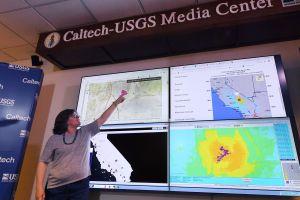 Temblor de magnitud 5.5 sacude el sur de California
