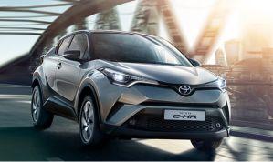 Toyota C-HR: el crossover híbrido que puedes tener por menos de $21,000